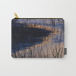 curved line Carry-All Pouch