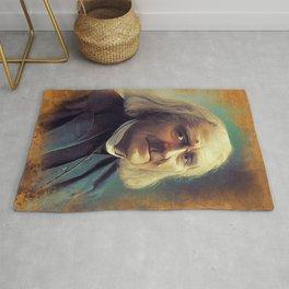 Franz Liszt, Music Legend Rug