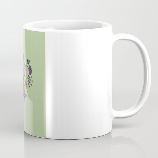 The Ominous and Ghastly Mont Noir Mug