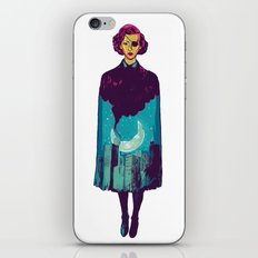 The night is yours  iPhone & iPod Skin