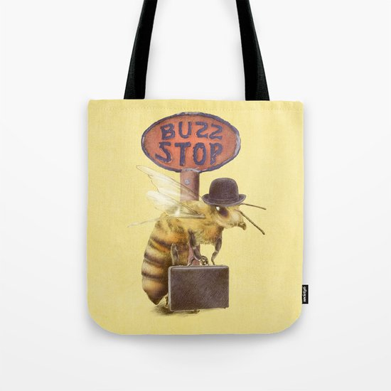 Worker Bee (colour option) Tote Bag