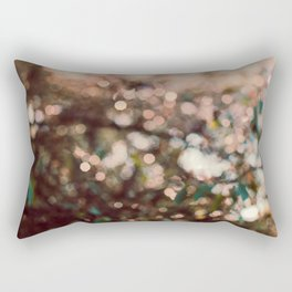 Early October Abstract Rectangular Pillow