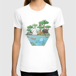 wildlife of cambodia T-shirt