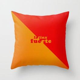 latinx Throw Pillow