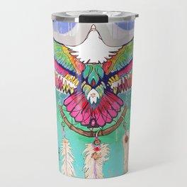 Flying Eagle Travel Mug