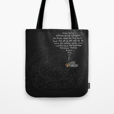 Heavenly Father Tote Bag