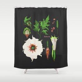 DATURA Shower Curtain