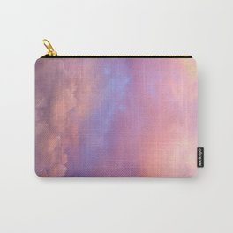 See the Dawn (Dawn Clouds Abstract) Carry-All Pouch