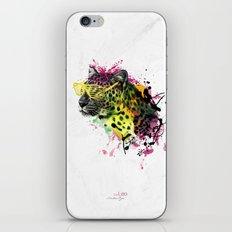 Club Leo iPhone & iPod Skin