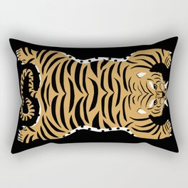 Fierce Rectangular Pillow