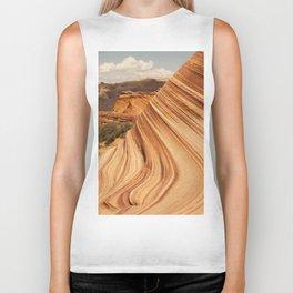 Sands of Time - Desert Formation Biker Tank