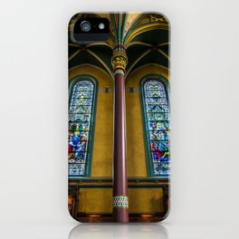 Cathedral Of The Madeleine - Utah iPhone Case