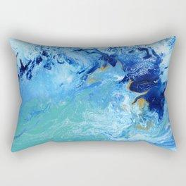 Ocean Swell Rectangular Pillow
