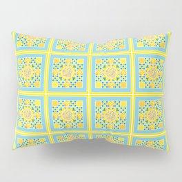 Sunflower. Ukrainian style. Pillow Sham