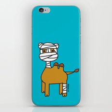 Bandage Camel iPhone & iPod Skin