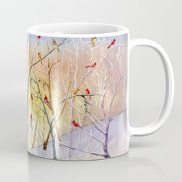 Winter Song Coffee Mug