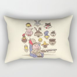 Wevenge! Rectangular Pillow