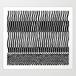 Salt & Light Art Print