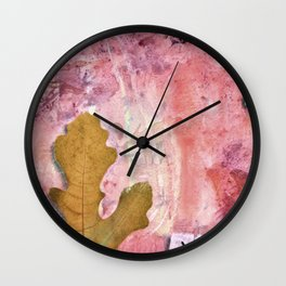 Our Daily Fig Wall Clock