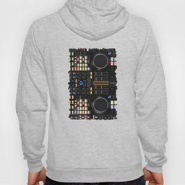 DJ Set NS7 Denon Mc6000 Hoody