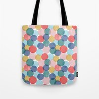 bubble Tote Bags featuring Bubble by Emmyrolland