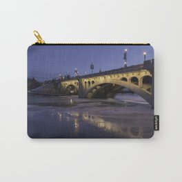 Early Morning Centre St. Bridge Carry-All Pouch