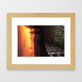 Beautiful Day Framed Art Print