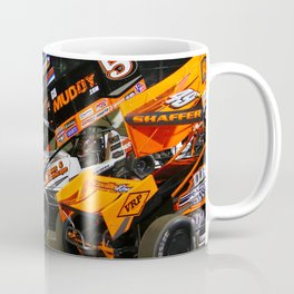 salute to fans Coffee Mug