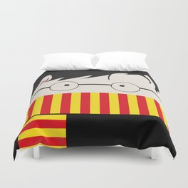 Hogwarts Witch Duvet Cover