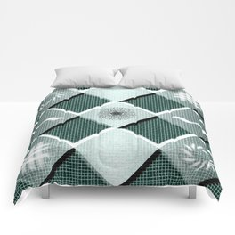 Pyramid Comforters