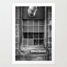 Window 3 Art Print