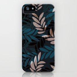 Floral IIII iPhone Case