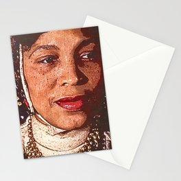 Zora Neale Hurston - Society6 Black Greatness Art - BLM - 01-06-2021 - 11 Stationery Cards