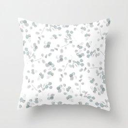 Soft Eucalyptus Throw Pillow
