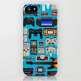 Select your weapon iPhone Case