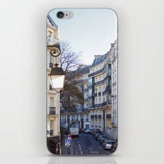 Streets of Paris. iPhone & iPod Skin