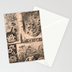 The Natural World (Vintage) Stationery Cards