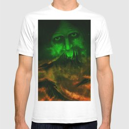 In The Dark Of The Night T-shirt