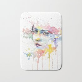 The Woman Within Bath Mat