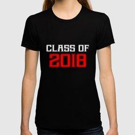 Class Of 2018 T-Shits T-shirt