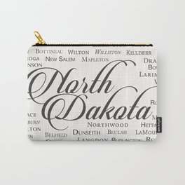 North Dakota Carry-All Pouch