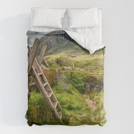 Stile To Tryfan Mountain Comforters