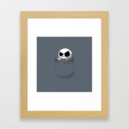 Jack in the Pocket Framed Art Print