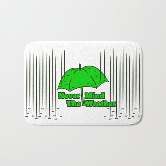 Umbrella Bath Mat