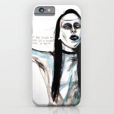 Now i'm not an artist / manson iPhone 6s Slim Case