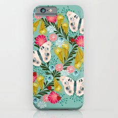 Buckeye Butterly Florals by Andrea Lauren  Slim Case iPhone 6