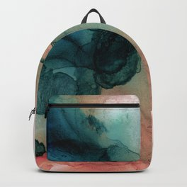 Blue Typhoon Backpack