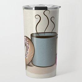 Breakfast in Wonderland Travel Mug