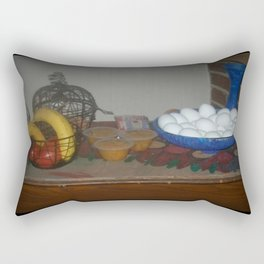 OVERFLOW TABLE  Rectangular Pillow