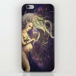 I was Born this Way! iPhone Skin